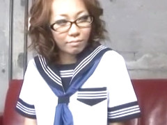 Hottest Japanese whore Reina Matsuyama in Best Dildos/Toys, College/Gakuseifuku JAV movie
