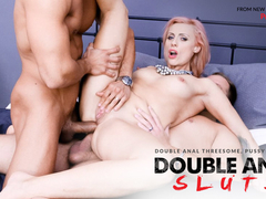 Brittany Bardot in MILF Prolapses In Double-Anal 3-Way - EvilAngel