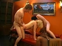 Orall-service With Pissing Shower