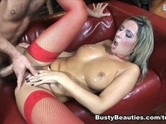 Daria Glower in Big Phat Wet Natural Titties
