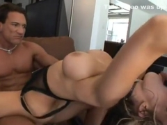 Incredible pornstar Gia Paloma in crazy lingerie, fetish sex scene