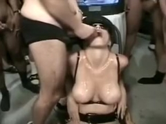 Cumshots for plicewoman.Bukkake