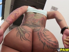Bella Bellz Big Ass is perfect for anal sex