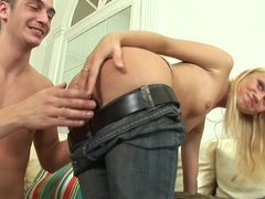 Young Libertines - Cassie - Toe-sucking and pussy fucking