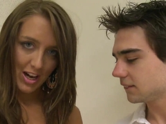 Angelica Lane is totally ready to perform a hot handjob