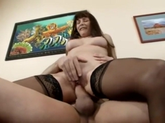 alexandra silk hot cougar