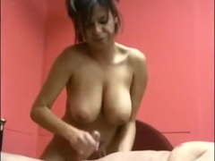 Big Titted Chick Gives Happy Ending