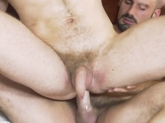 Bennett Anthony & Jacob Peterson & Jaxton Wheeler in Just Fuck The Third Wheel - DrillMyHole