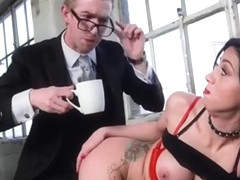 Chick Julia De Lucia Experiences Anal With Doctor