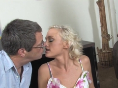 Poor Cuckold Watching Molly Rae Getting Banged By BBC