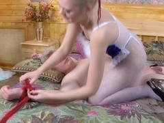 PantyhoseLine Clip: Mary A and Jack A