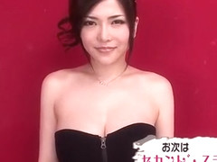 Hottest Japanese whore Anri Okita in Horny Masturbation/Onanii, Stockings/Pansuto JAV clip