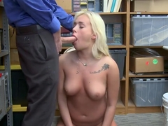 Perpetrator Daisy Lee Got Her Wet Pussy Penetrated