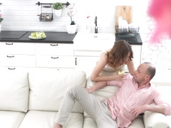 Teens Analyzed - Sofy Torn - Sunday morning anal
