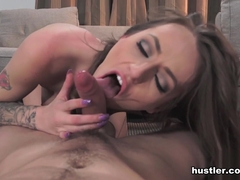 Natasha Starr in Up Anal Mountain - Hustler