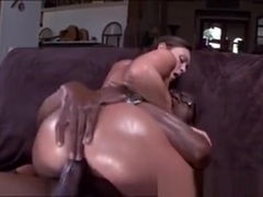 Huge Ass Olivia Wilder Gets Pussy Fucked By Big Black Dick
