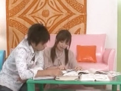 Best Japanese whore Rei Aoi in Horny Big Tits, Fingering JAV scene