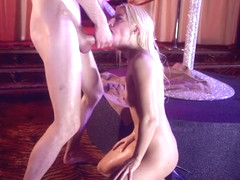 Jessie Volt & Danny D in A Glass of Bubbly Butt - Brazzers
