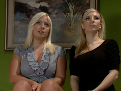 Amazing fetish, lesbian sex movie with incredible pornstars Kait Snow and Ashley Fires from Whippedass