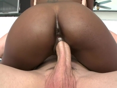 Hot Black Girl Creampied