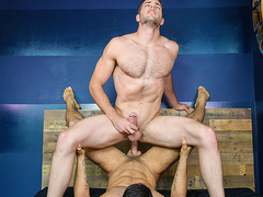 Alex Mecum & Diego Sans in The Next Men Exclusive Part 6 - DrillMyHole