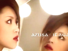 Incredible Japanese chick Azusa Itagaki in Horny Voyeur, Cunnilingus JAV scene