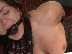 Lea Lexis  Bill Bailey in WINNER TAKES ALL - SexAndSubmission