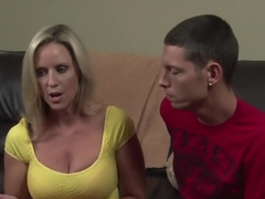 Crazy pornstar Jodi West in horny blonde, milf porn video