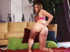 Exotic pornstar Aurielee Summers in Incredible Panties, Dildos/Toys porn clip
