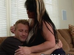 Indianna Jaymes & Bill Bailey in My Friends Hot Mom