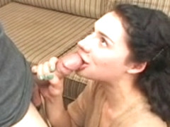 Izzy Champagne on Non-Professional Creampies