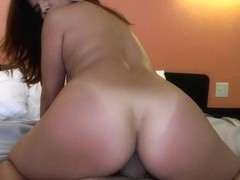 Latinas Love To Shake That ASS On The Dick