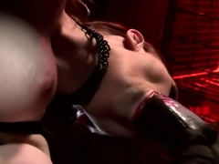 Amazing pornstar Holly Kiss in fabulous redhead, blowjob adult video