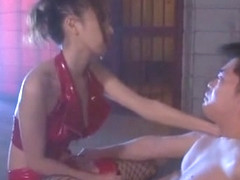 Fabulous Japanese chick An Mashiro in Crazy Fetish, Vintage JAV clip
