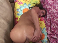 Best pornstar Lizz Tayler in Crazy Blowjob, Brunette sex scene