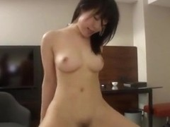 Horny Japanese babe Chigusa Hara is a hot milf getting 69