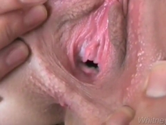 Fun with Whitney's Pussy and Clit