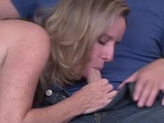 Best pornstar Jodi West in exotic blowjob, big tits xxx scene