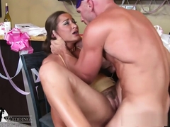Seductive Dani Daniels fucked good by Johnny Sins
