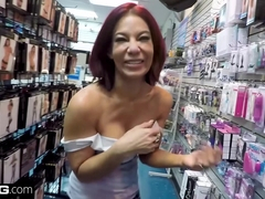 Real MILFS - Japanese MILF POV sex with producer