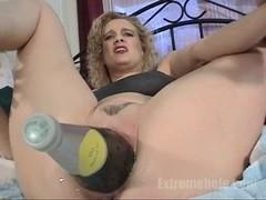 Pussy pump creampie pussy