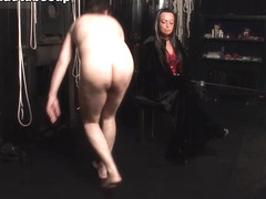Candy Cox in Candy And Her Slaves - FunMovies