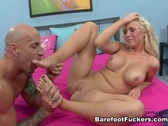 BarefootFuckers Video: Dylan Riley