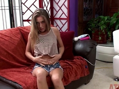 Fabulous pornstar Alison Faye in Horny Masturbation, Amateur porn movie