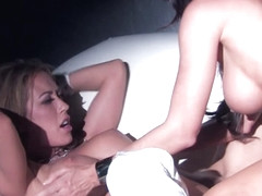 Capri Cavanni  Kirsten Price in Two Hot Busty Beauties Fuck Each Other Silly - CapriCavanni