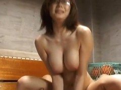 Teacher Yuma Asami In Glasses Stripped Nude And Fucked