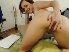 sloppy anal gape farting butt fisting romanian slut sandraru
