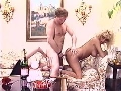 Alexa Parks, Brandy Alexandre, Gail Force in vintage sex video