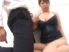 Hottest Japanese slut Nao Nazuki in Incredible Cougar, Big Tits JAV video