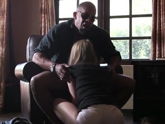Monster Cocked Shane Diesel Banging Hope Harper In Pov